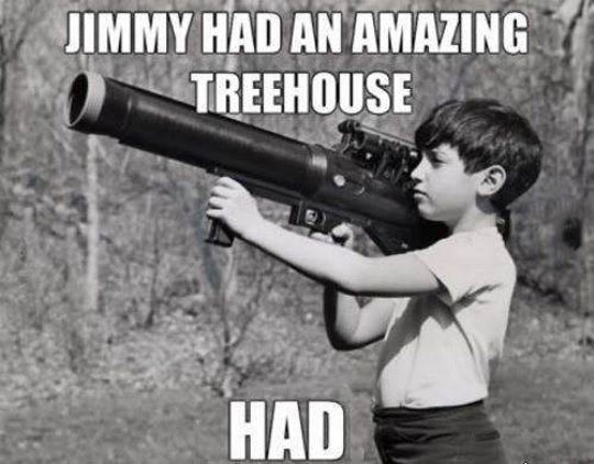 funny-kid-bazooka-treehouse
