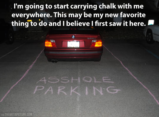 I need to start doing this…
