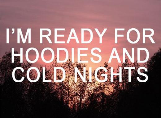 I'm prepared…