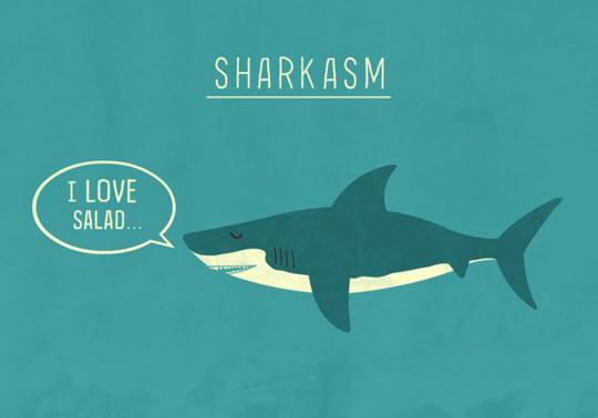 Sharkasm…