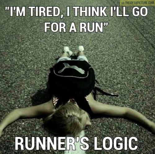 Runner's logic…