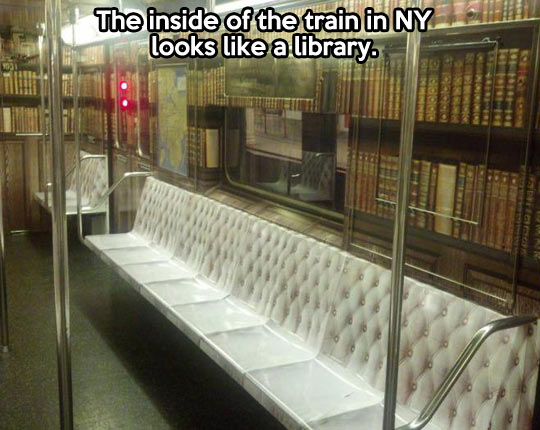 funny-train-library-New-York