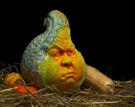 Artistically amazing pumpkin carvings that will make