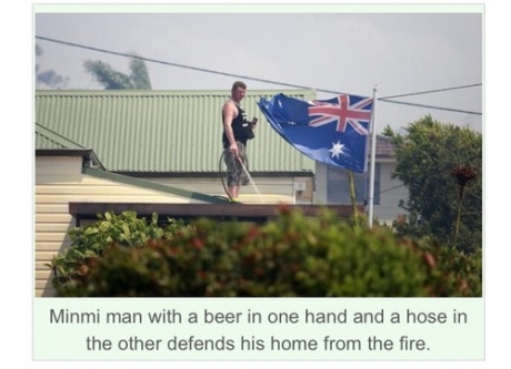 Australia in a photo