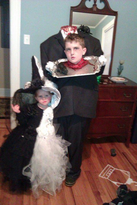 Awesome Halloween Kids — 1