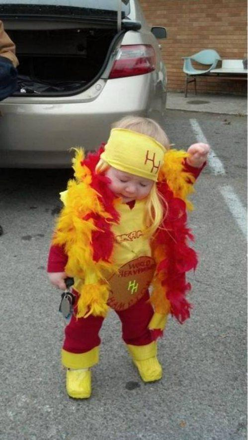 Awesome Halloween Kids — 13