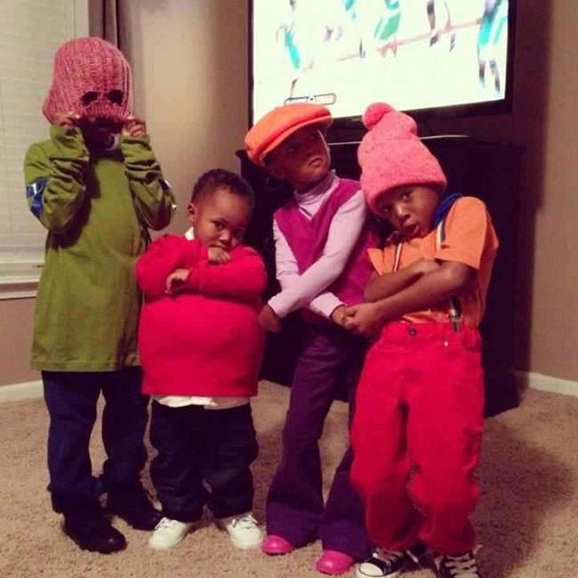 Awesome Halloween Kids — 5