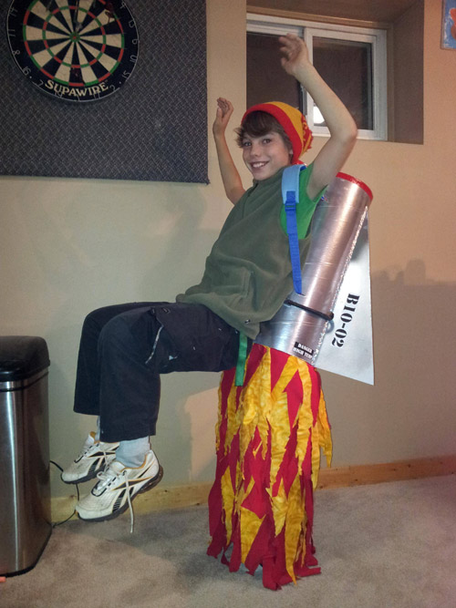 Awesome Kids Costumes For Halloween — 10