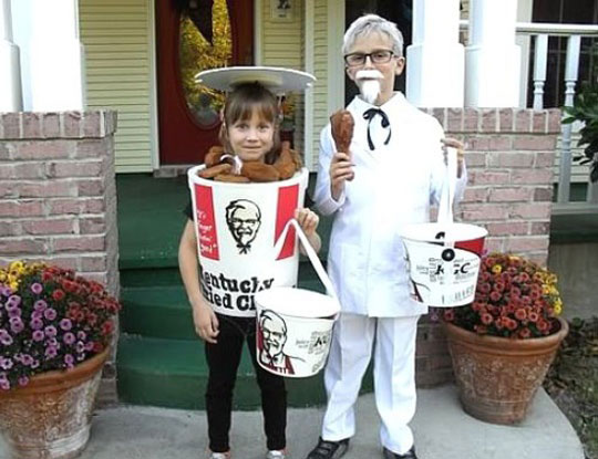 Awesome Kids Costumes For Halloween — 13
