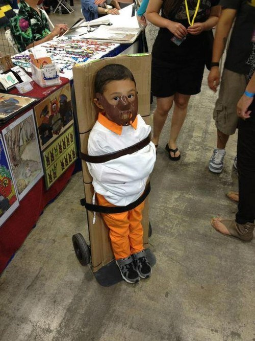Awesome Kids Costumes For Halloween — 17
