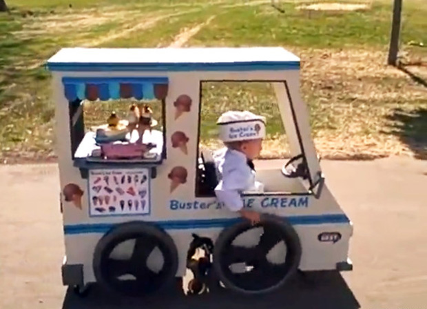 Awesome Kids Costumes For Halloween — 22