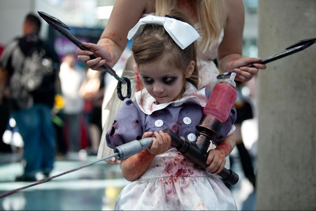 Awesome Kids Costumes For Halloween — 9