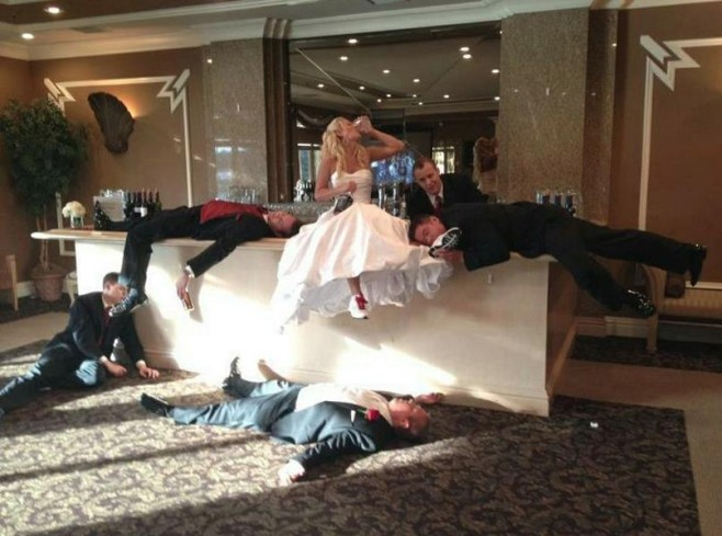 Awesome Wedding Moments — 10