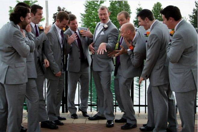 Awesome Wedding Moments — 16