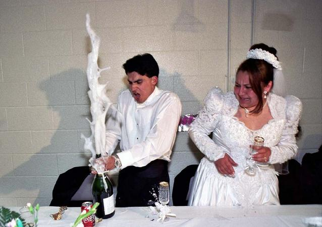 Awesome Wedding Moments — 5