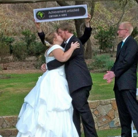 Awesome Wedding Moments — 7