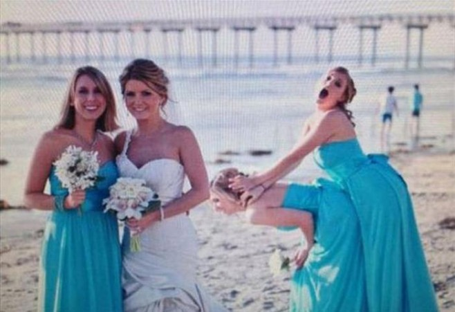 Awesome Wedding Moments — 8