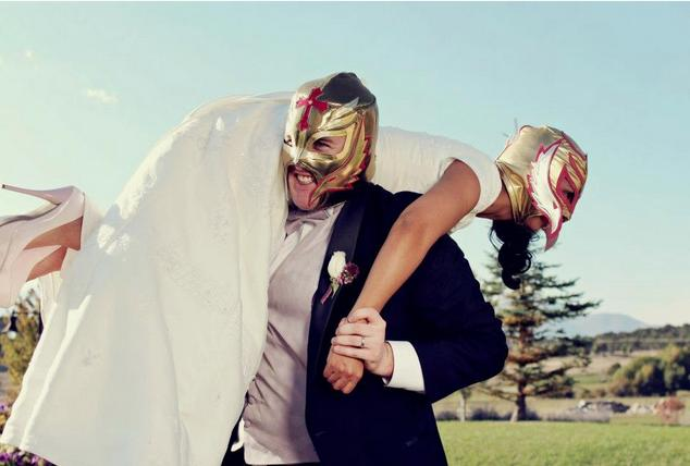 Awesome Wedding Moments — 9