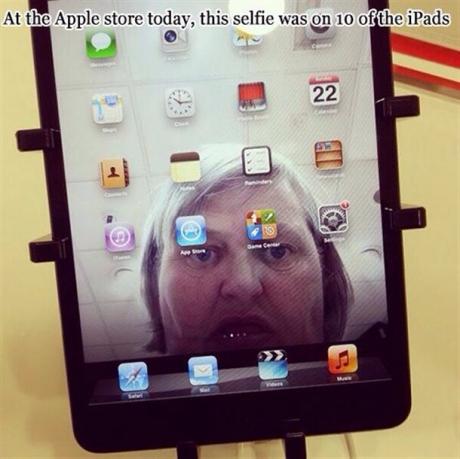 Best selfie?