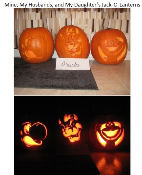 Carved these bad boys up today
