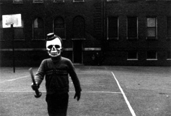 Creepy Vintage Halloween Costumes — 19