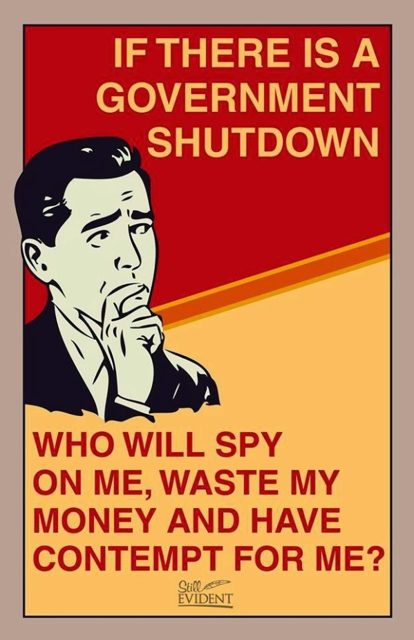 Funniest Government Shutdown Memes — 11