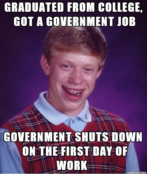 Funniest Government Shutdown Memes — 13