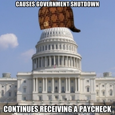 Funniest Government Shutdown Memes — 14