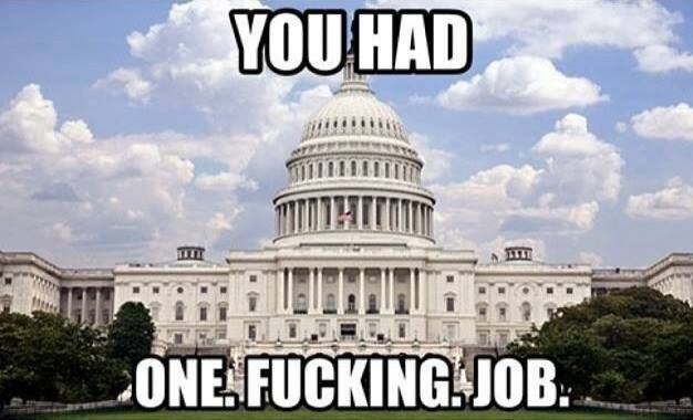 Funniest Government Shutdown Memes — 22