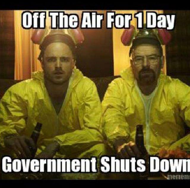 Funniest Government Shutdown Memes — 25