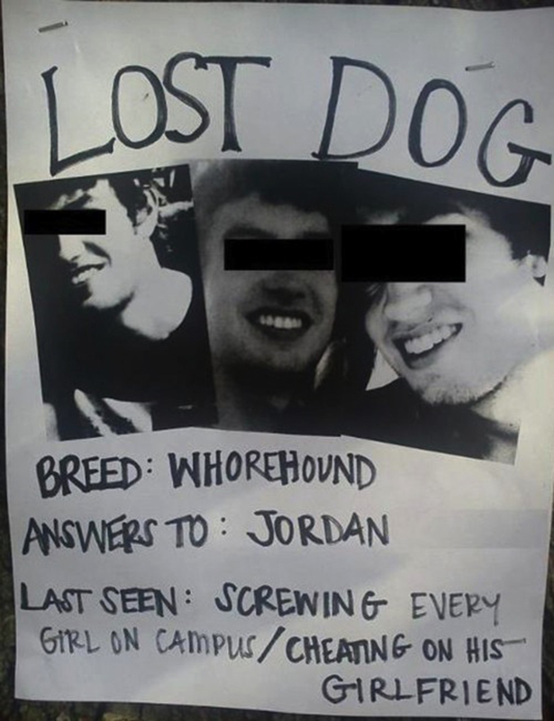 Funny Lost Pet Signs — 20