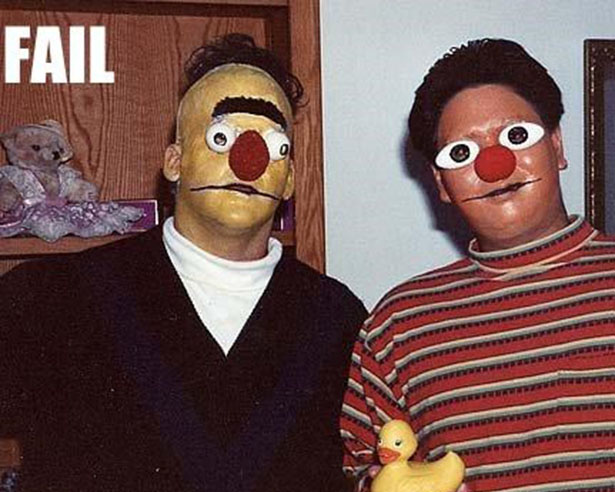 Halloween Costume Fails — 4