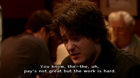 How I feel when describing my job to people
