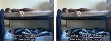 Me at sleepovers