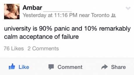 Preach it, Ambar
