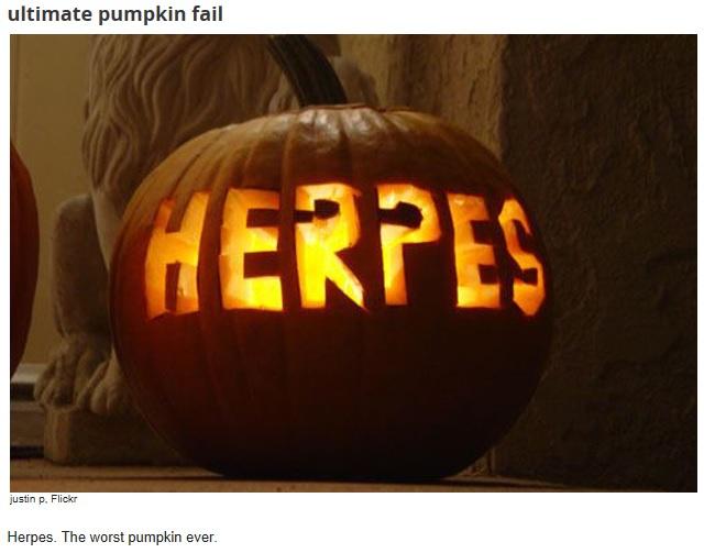 These Horrible Pumpkin Fails Will Make You Feel Better