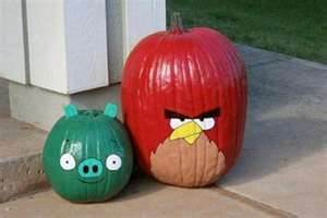 Pumpkin Carving Ideas — 14