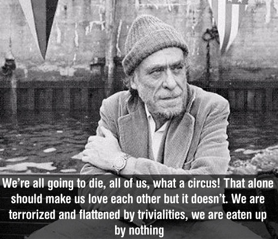 Quotes By Charles Bukowski — 1