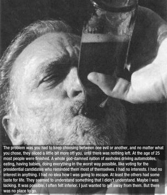 Quotes By Charles Bukowski — 7
