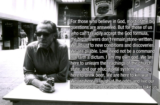 Quotes By Charles Bukowski — 12