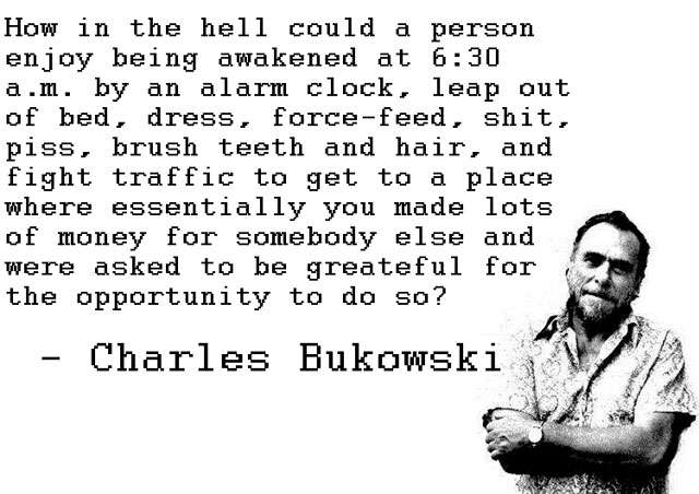 Quotes By Charles Bukowski — 13