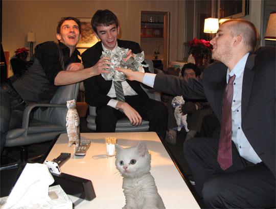 Replacing Booze With Kitties — 10
