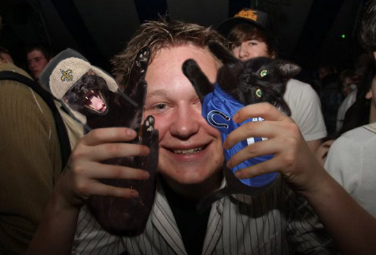 Replacing Booze With Kitties — 8