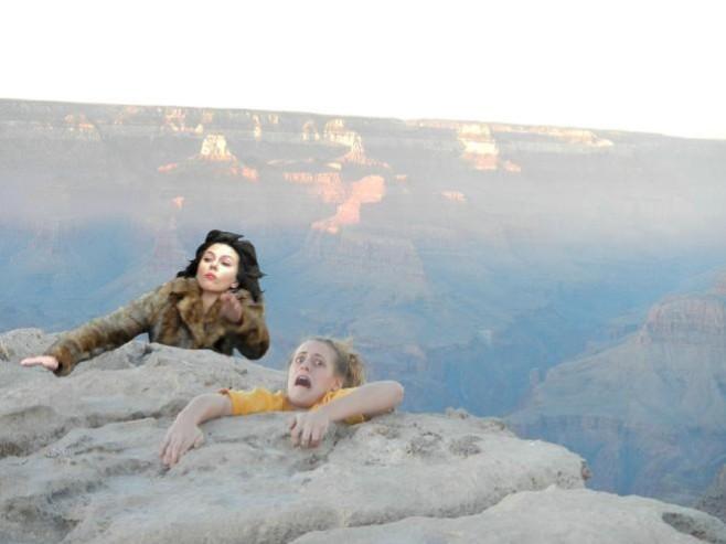 Scarlett Johansson Photoshopped — 11
