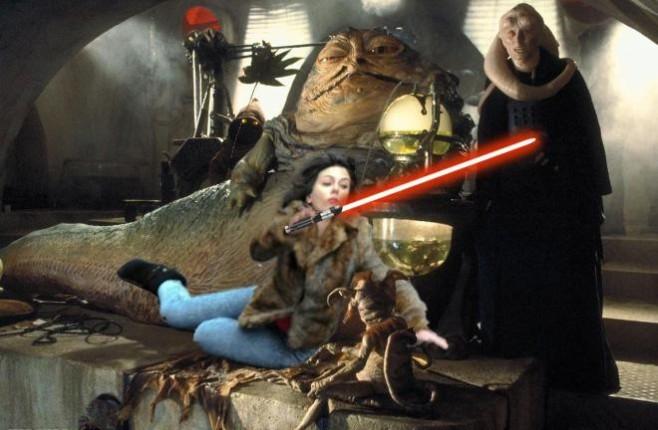 Scarlett Johansson Photoshopped — 13