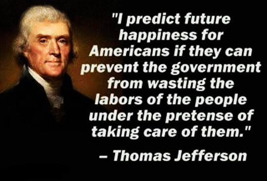 THE FUTURE HAPPINESS OF AMERICANS