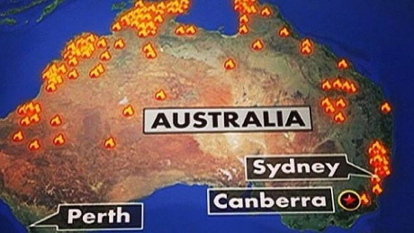 Update- Pretty much everything is on fire. Austrailments