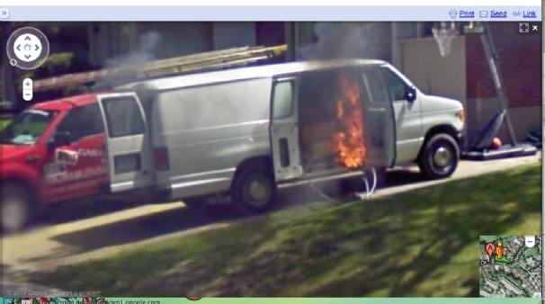 WTF Google Street View Moments — 1