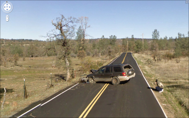 WTF Google Street View Moments — 10