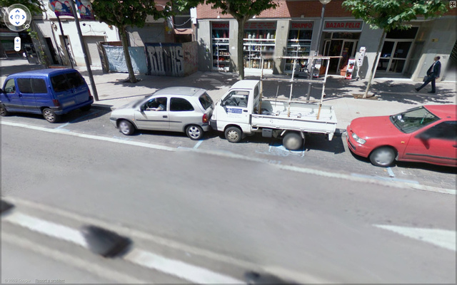 WTF Google Street View Moments — 11